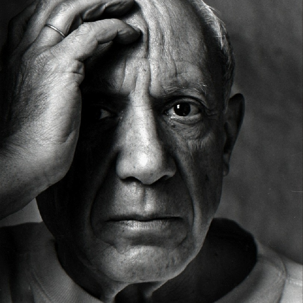 when was pablo picasso born and died